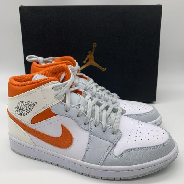 Nike Air Jordan 1 Mid Starfish Pure