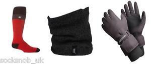 Heat-Holders-Mens-Clothes-Set-including-Ski-Socks-Gloves-and-Neckwarmer-S-M
