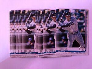 Aaron-Judge-2019-Topps-Series-1-150-New-York-Yankees-Lot-Of-9