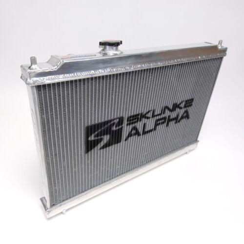 Skunk2 349-05-1000 Alpha Series Aluminum Radiator with Cap 94-01 Integra DC2 DC4