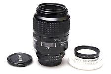 Nikon AF  Micro Nikkor 105mm F2.8