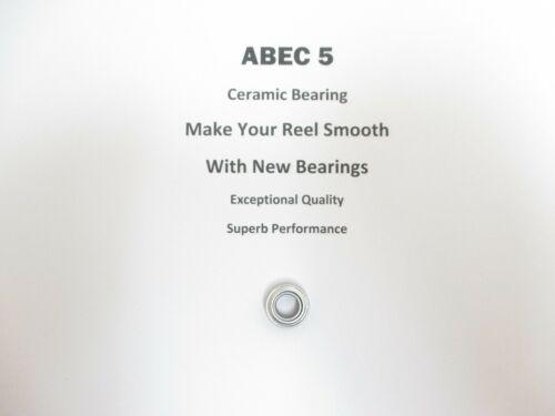 Shimano Triton Speedmaster IV TGT0052 ABEC5 Ceramic Bearing 6x12x4 #35