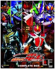 Masked Rider Den O (TV 1 - 49 End) DVD + EXTRA DVD
