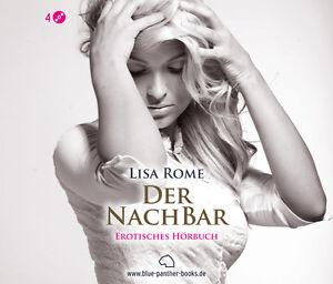 Der-NachBar-Erotisches-Hoerbuch-4-CDs-von-Lisa-Rome-blue-panther-books