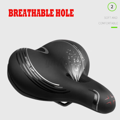 Bicycle Saddle Comfortable Bike Seat Cycling Cushioned Padded MTB Road Mountain