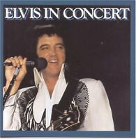 Elvis Presley - In Concert [new Cd] on Sale