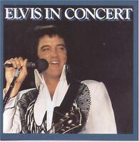 Elvis Presley - In Concert [new Cd] on Sale