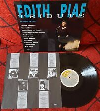 DONNA SUMMER Emmylou Harris PAT BENATAR Ann Wilson *EDITH PIAF TRIBUTE* 1994 LP