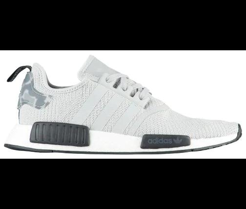 best sneakers bbd3d 63a5c Men's Adidas Originals NMD R1-B37617-Grey/Black
