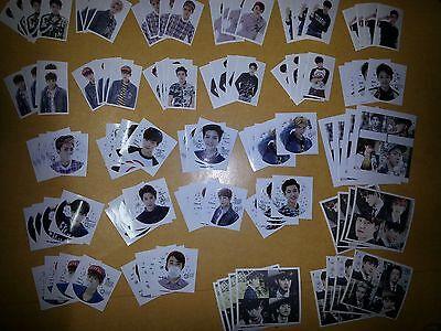 EXO Sticker #9 - all of 104(26X4) - monster lucky one exodus exodium lotto power