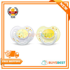 Age 0-2m CHOICE OF DESIGN A95 Philips Avent Mini Soother Twin Pack
