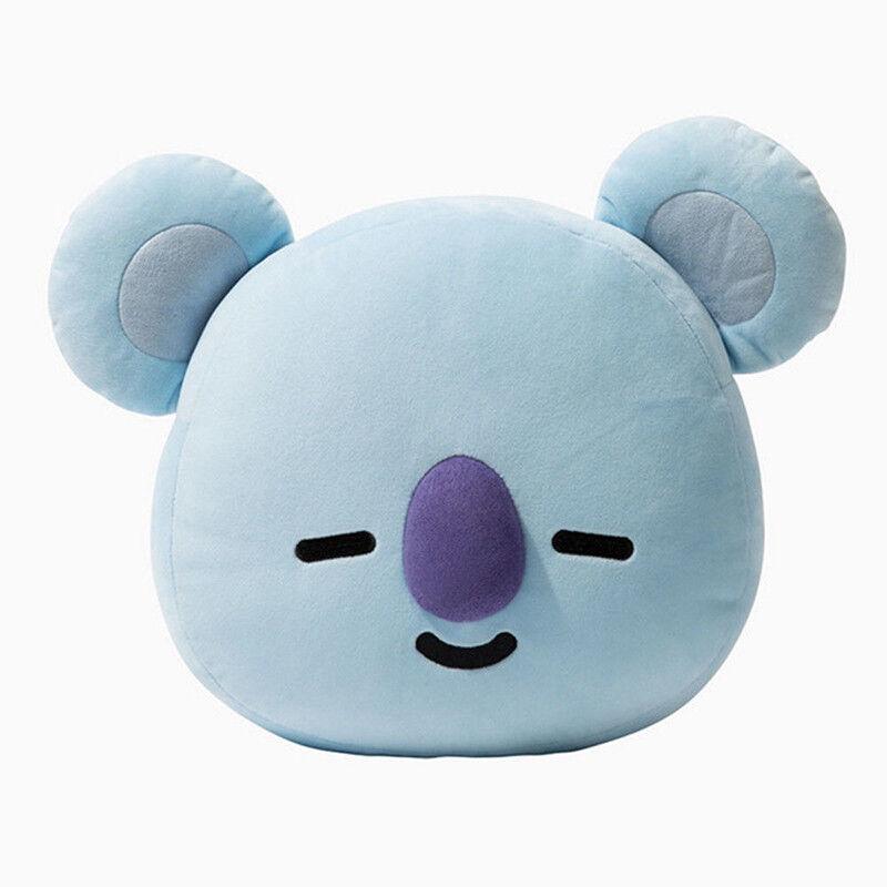 Plüsch Puppe Kissen Kind Spielzeug KPOP BTS BT21 TATA SHOOKY RJ SUGA COOKY JIMIN 6