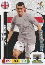 JACK WILSHERE # RISING STAR 1/30 ENGLAND CARD PANINI ADRENALYN EURO 2012