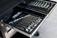 Tool Wrench Organizer Sorter Holder Rack Rail Toolbox Craftsman Snapon Black