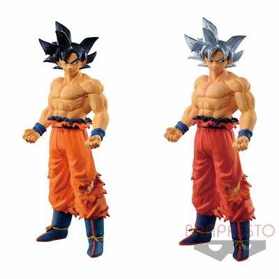 Banpresto Dragon ball Super Creator X Creator Son Gokou figure set JAPAN IMPORT