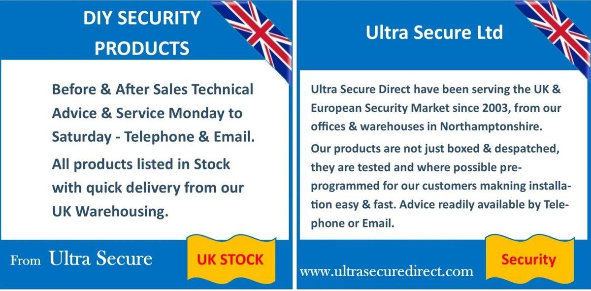 ultrasecuredirect