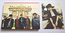 TEEN TOP 1st Album No.1 CD Korean Press  K-POP Niel Photocard