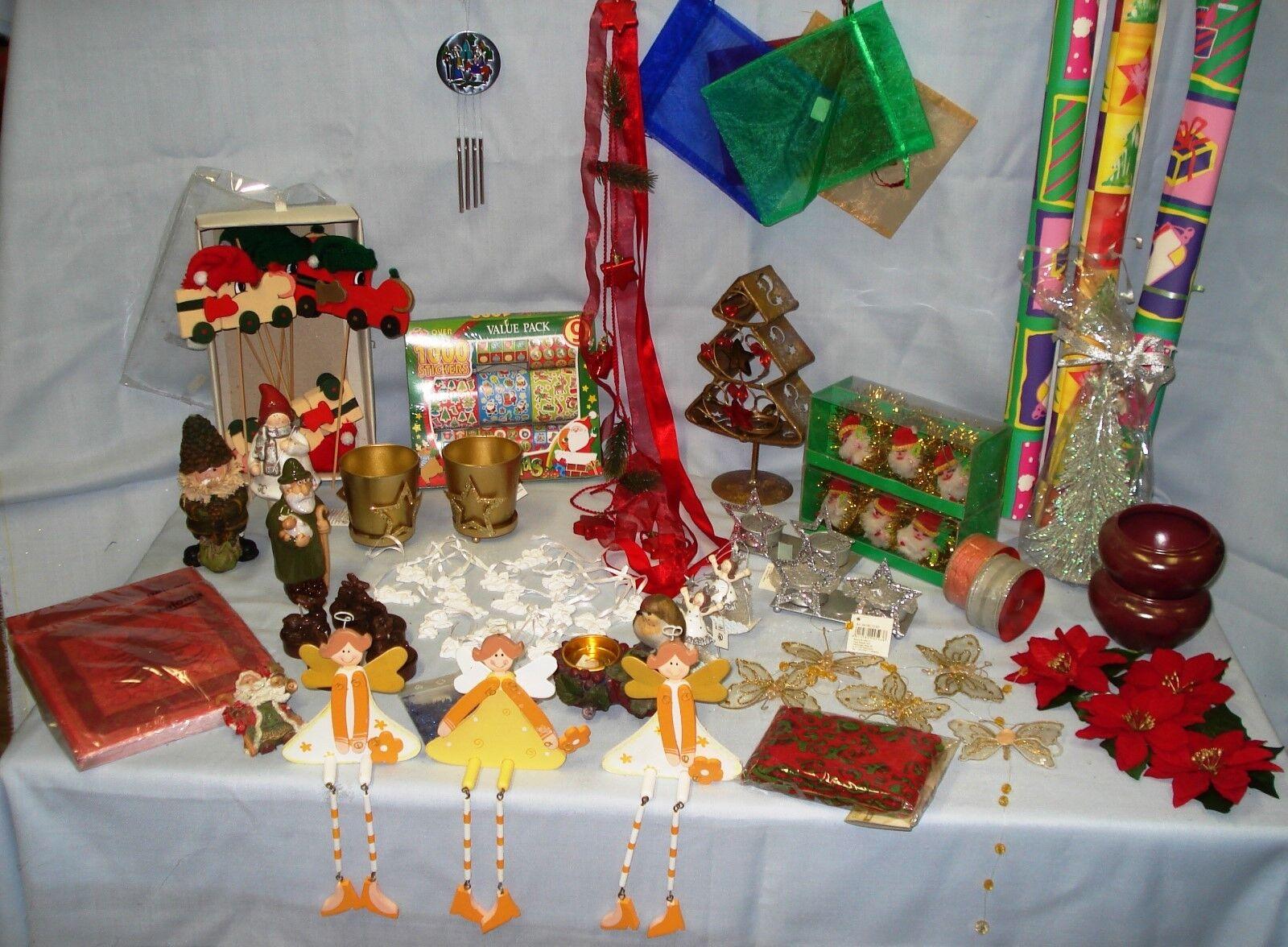 Großes Weihnachts-Paket m. vielen schönen Artikeln,einfach mal reinschauen,Neu 5