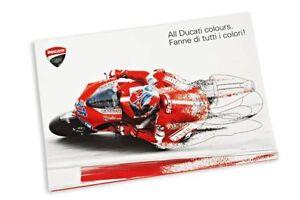 Ducati Corse Enfants Livre De Coloriage Feuilles Temps Book Livre