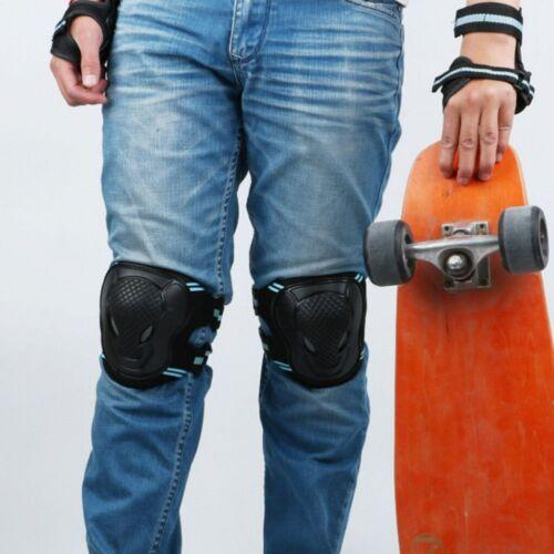 Protektoren Set Erwachsenen Schoner Knie Handgelenk Ellenbogen Schutzausrüstung