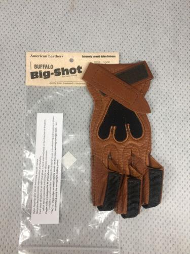 American Leathers Big Shot Tir à l/'arc Tir Gant Buffalo Cuir