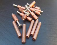 5 Pairs Copper St/st Loveless Bolts Knife Making Handle Scales Bolt Bushcraft