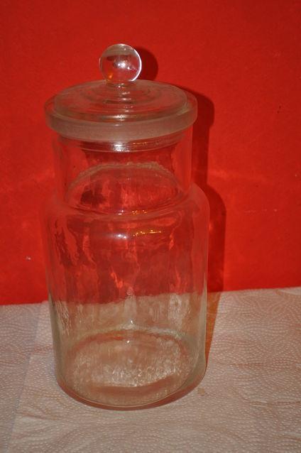 Altes  gr. Vorrats - Glas Nr.2 | Mittel Preis