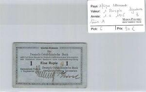 Deutsch-Ostafrikanische-Afrique-Allemande-1-Roupie-1-9-1915-n-15678-Pick-6