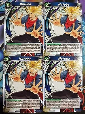 Cell Jr Token 4x DBS-BE03 Dragon Ball Super