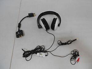 e62fe909cf3 Turtle Beach Ear Force XL1 Headset Xbox 360 (53695) 731855022496 | eBay