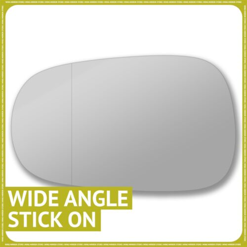 Nissan Micra K12 2003-2009 Left Passenger Wide Angle wing mirror glass
