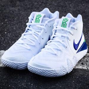 8bae1e010f43 Nike Kyrie 4 Irving 943806-103 Deep Royal Blue Men s Basketball ...