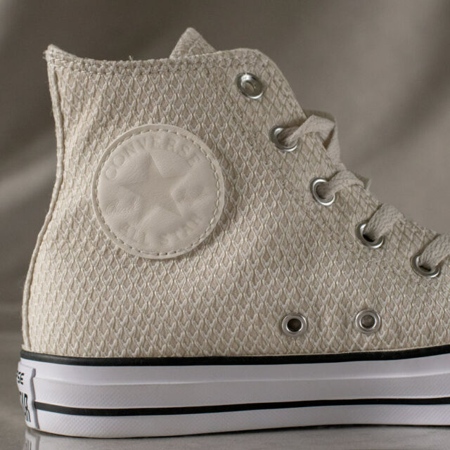 67fdf9f9bae484 Converse All Star Chuck Taylor Hi Shoes for Women Style 560301c US ...