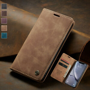 Magnetic-Wallet-Case-Leather-Flip-Cover-for-Apple-iPhone-XS-Max-XR-6S-7-8-Plus-X
