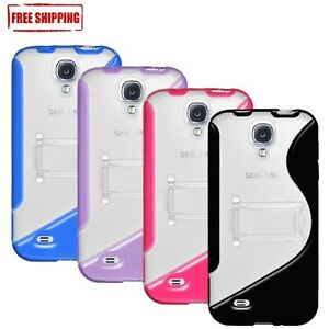 NEW-AMZER-PROTECTIVE-HARD-TPU-CASE-COVER-KICKSTAND-FOR-SAMSUNG-GALAXY-S4-I9500