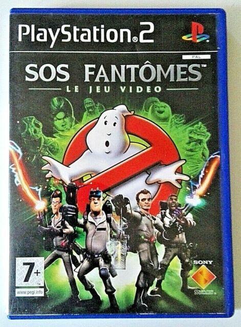 SOS Fantômes - PlayStation 2 PS2 - PAL