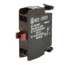 Moeller M22-CKC01 Kontaktelement Eaton 216387 unbenutzt