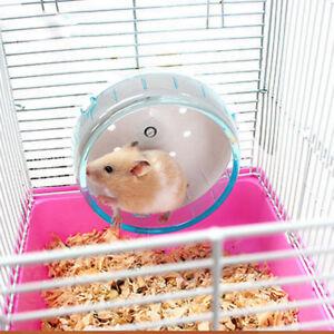 Sehr-Leise-Hamsterrad-Laufrad-mit-Kugellager-Hamster-Maus-Nager-Rad-Rolle