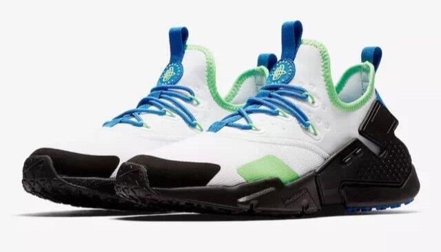 Nike Air Huarache Drift Men's Athletic Fashion Sneakers AH7334 102 Sz 9.5