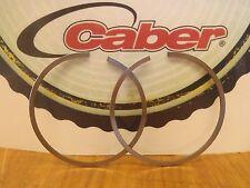 Caber 38mmx1.5mm piston rings Italy fits Stihl 009 011 015 FS150 FS220 FS350