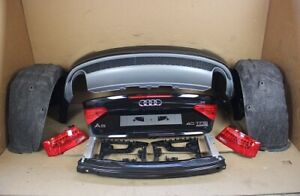 Audi A5 8T 8F Cabriolet Rear Bumper Tailgate Rear Lights Rear View Camera LY9T