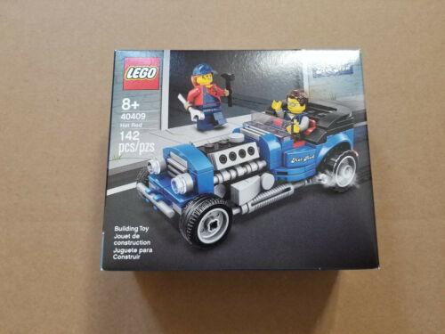 New Sealed Lego 40409 Hot Rod