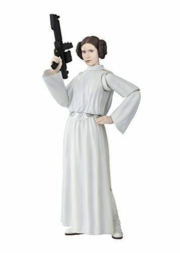 S.H.Figuarts Star Wars A New Hope PRINCESS LEIA ORGANA Action Figure BANDAI NEW