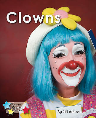 Clowns by Atkins, Jill (Paperback book, 2015)