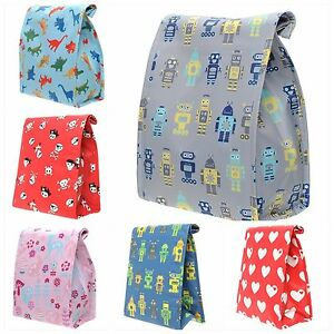 8f303c4fdf10 Britt Lunch Bag Insulated (Small) Kids Toddler - Day Care Preschool ...