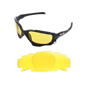 ed6e7fccd33 Image is loading NEW-POLARIZED-NIGHT-VISION-REPLACEMENT-LENS-FOR-OAKLEY-