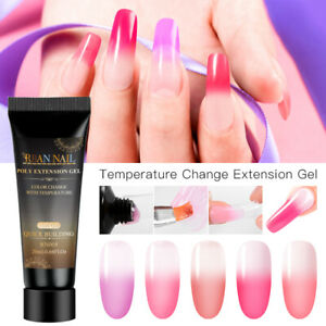 RBAN-NAIL-20ml-Temperature-Change-Poly-Extension-Gel-Quick-Building-Nail-Builder