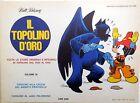 FUMETTO IL TOPOLINO D'ORO VOLUME XI 11 MONDADORI 1971 DISNEY