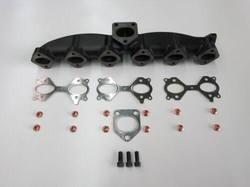 BMW E46 330d 5er E60 E61 525d 530d E83 X5 E53 E65 730d Abgaskrümmer Montagesatz