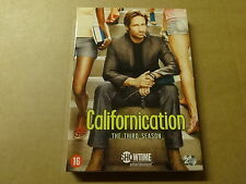 2 DVD BOX / CALIFORNICATION: SEASON 3